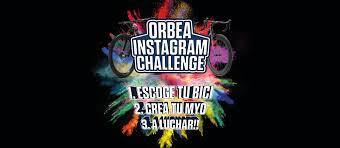 Challenge Para Que Es Orbea Instagram Challenge Vota Por El Ganador Orbea