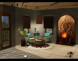 rustic reflections set new meshes sims 4 designs