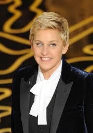 Short Hairstyle Ideas 2014 by Ellen Degeneres At 2014 Oscars Ellen Degeneres And Hair Inspiration