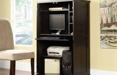 sauder orchard computer desk with hutch carolina oak glass computer desk staples
