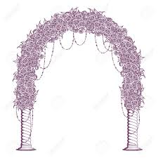 flower arch 1 995 flower arch stock illustrations cliparts and royalty free