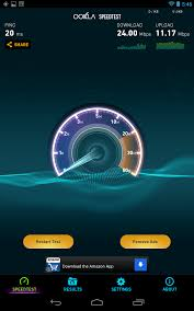 android speed test ookla updates the speedtest net app to 3 0 with a new ui maps