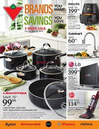 canadian tire kitchen faucets canadian tire big brands living guide october 23 to november 12