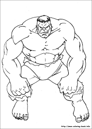 hulk coloring pages on coloring book info