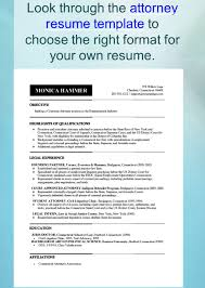 Sample Resume Format Advocate by What U0027s New In Resume Templates Ppt Download