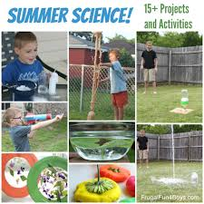 100 backyard science experiments for kids classic science