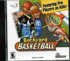 109 11118 backyard basketball featuring pro players as kids