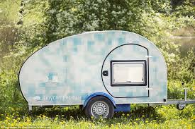 Small Caravan by See The World On Wheels This Adorable Small Caravan Is The