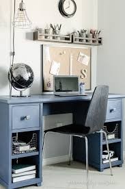 How To Decorate A Desk Best 25 Boys Desk Ideas On Pinterest Industrial Kids
