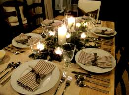 rustic dinner table settings italian dinner party decoration rustic table setting ideas