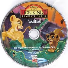 disney u0027s lion king 3 games 2002 windows box cover art