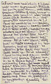 brown writing paper loyola university chicago digital special collections alice alice brown letter