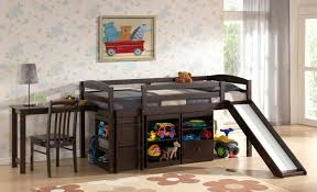 bunk beds bunk bed slide diy full size loft bed with slide