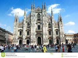 duomo milan stock image image of church duomo milano 11572503