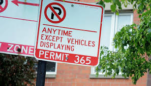 Chicago Neighborhood Map Crime by Time To Rethink Neighborhood Permit Parking Zones City Clerk Says