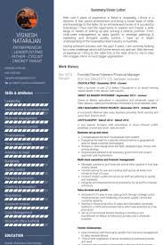 Top Management Resume Samples by Financial Manager Resume Samples Visualcv Resume Samples Database