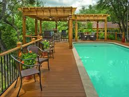 simple decoration cool pool deck coating tasty pool deck within