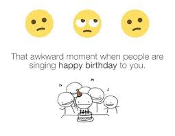 happy birthday singing 25 best memes about happy birthday singing awkward and