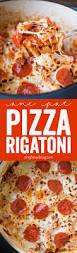 one pot pizza rigatoni a night owl blog