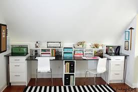 Bookcase Desk Diy Easy Diy Built In Desk Tutorial Finding Home Farms