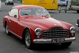 ferrari coupe classic 1950 ferrari 195 inter by ghia retromobiles κλασικά αυτοκίνητα