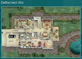 Villa Floor Plans Villas Floor Plans House Plans