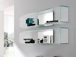 Bookcases With Glass Shelves Nella Vetrina Tonelli Brama 1 Modern Italian Designer Bookcase