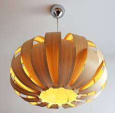 Wood Veneer Pendant Light New Wood Veneer Pendant Light Diy Wood Veneer Pendant L