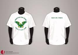 design t shirt with illustrator