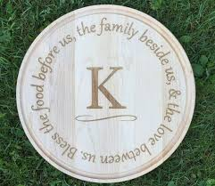 monogrammed platters and trays 22 best laser engraved serving trays platters images on