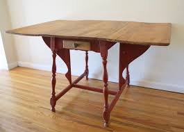 Antique Farm Tables Antique Farm Table With Folding Leaves Picked Vintage