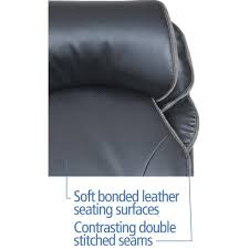 Serta Office Chair Review Serta At Home 44954 Smart Layers Big And Tall Executive Office