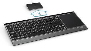 wohnzimmer tastatur rapoo e9090p test der funk tastatur computer bild