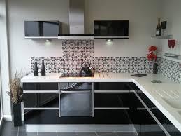 carrelage moderne cuisine cuisine carrelage noir et blanc stunning carrelages