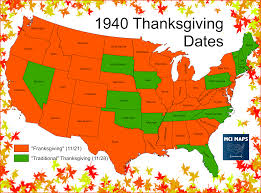 franksgiving the period from 1939 through 1941 when
