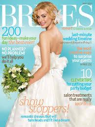 brides magazine brides magazine unbridaled