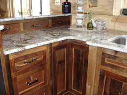 Salvaged Kitchen Cabinets For Sale Reclaimed Barnwood Kitchen Cabinets U2014 Barn Wood Furniture Rustic
