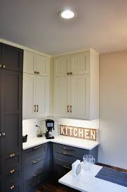 how to turn kitchen cabinets into shaker style ahoy an ikea kitchen with a true shaker style door