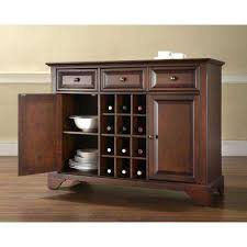 buffet kitchen furniture lovable dining room furniture buffet with brown wood
