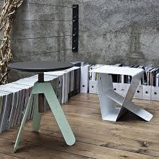 H Enverstellbarer Tisch Bontempi Basalto Höhenverstellbarer Beistelltisch Emporium Mobili De