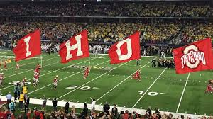 Ohios State Flag Let U0027s Talk About The Ohio State Oregon National Championship