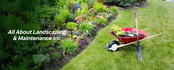 All About Landscaping by All About Landscaping U0026 Maintenance Inc Offers Gardening