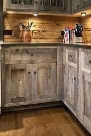 meuble de cuisine en bois massif cuisine bois brut cuisine moderne bois massif massif du sud bois