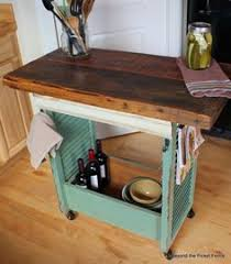 diy kitchen cart microwave stand pantry ideas pinterest microwave stand
