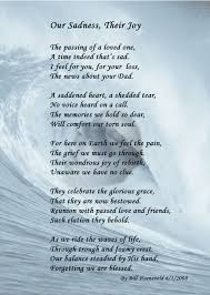 Poems For Comfort Our Sadness Their Joy Sad Poetry