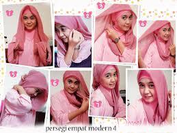 tutorial jilbab remaja yang simple 88 gambar menarik tutorial hijab paris segiempat remaja bisa