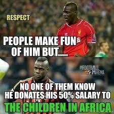 Mario Balotelli Meme - respect mario balotelli soccer memes goal91