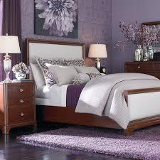 Bedroom Designs With Dark Hardwood Floors Bedroom Beautiful Modern Bedroom Ideas Purple Fur Rug Brown