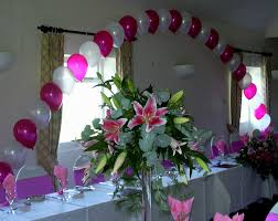 Home Balloon Decoration by Balloon Decoration Ideas Without Helium Home Decor Ideas