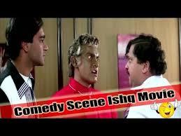 film comedy on youtube aamir khan ajay devgan and tiku talsania as bank manager comedy